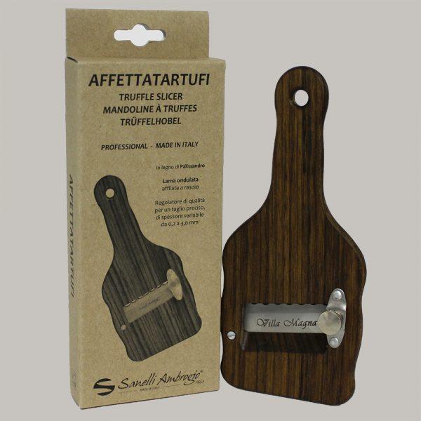 Rosewood Truffle Slicer - Affettartufi in Legno