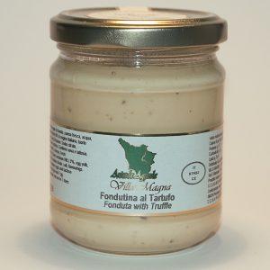 Fonduta with Truffle - Fondutina al Tartufo