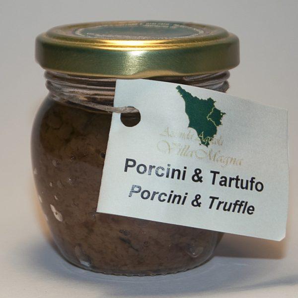 Porcini and Truffle - Porcini e Tartufo