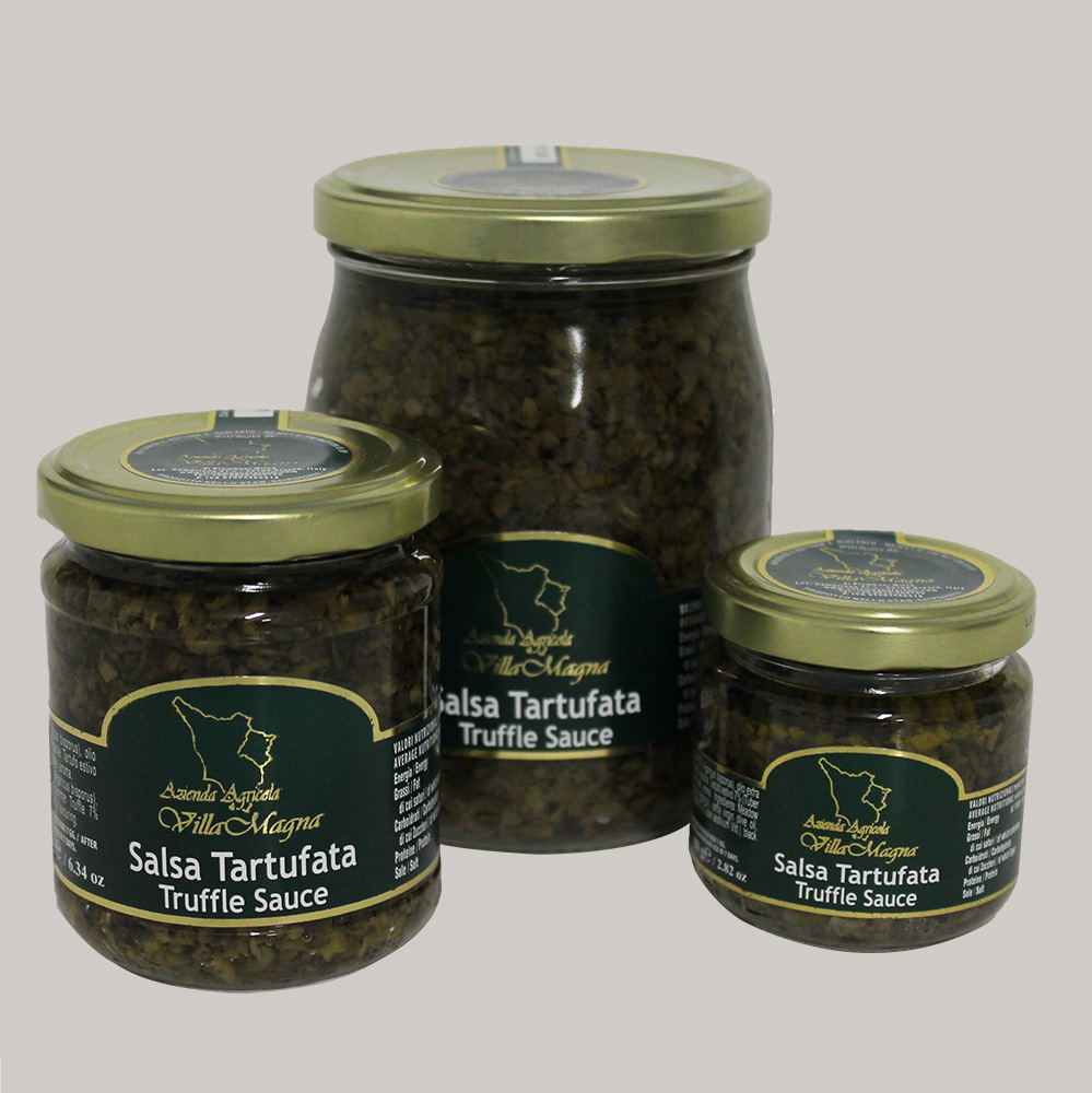 Salse Tartufate - Truffle Sauces